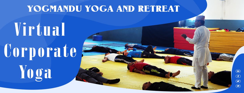 Yogmandu Corporate Yoga