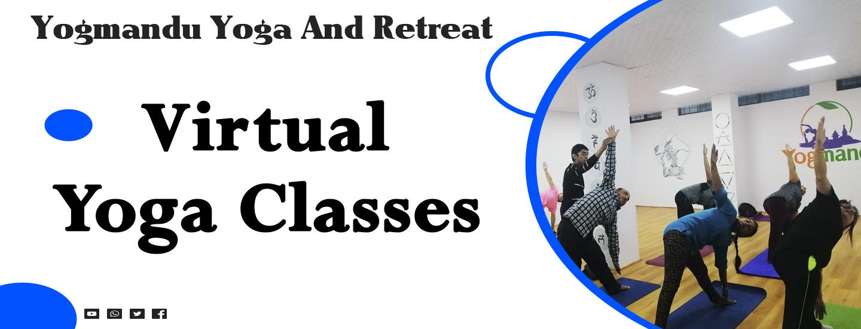 Yogmandu Virtual Yoga Classes