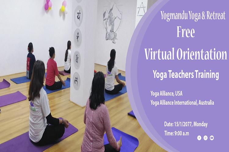 Yogmandu Free Virtual Orientation YTT