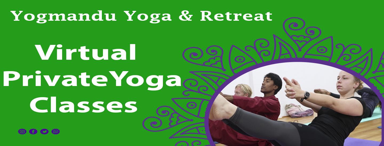 Yogmandu Virtual Private Yoga
